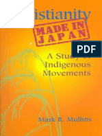 (Nanzan library of Asian religion and culture) Mark R. Mullins - Christianity Made in Japan_ A Study of Indigenous Movements -University of Hawaii Press (1998).pdf