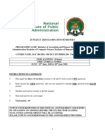 FINANCIAL ACCOUNTING 2020 JUNE_JULY EXAM QUESTION PAPER