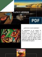 Vanguardismo Presentación