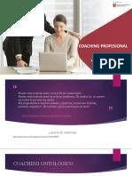 Coaching Profesional - Presentación Segunda Videoconferencia