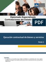 Diplomado Especializado en Contrataciones del Estado - Semana 6