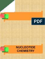 Nucleotide Chemistry