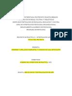 Plantilla Practica II- Investigación Aplicada