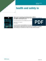 hsg177 - Managing Health and Safety in Dockwork