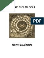 48a-Guénon-Sobre Ciclología-