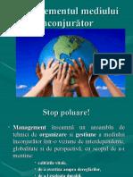 Managementul mediului inconjurator.ppt
