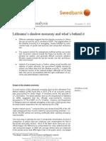 Swedbank Analysis Lithuania, December 2011