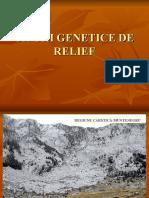 tipuri genetice de relief -imagini