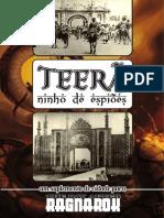 SWADE - TDAR -  Teera - Ninho de Espiões