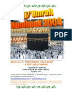 Hajj & Umrah Handbook (2008) - Book 4 of 5