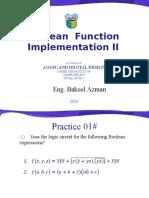 Lab 02 - Boolean Function Implementation.pdf
