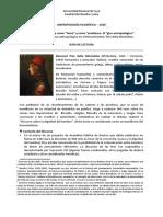 Pico della Mirándola - Guía de lectura