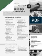 Capítulo 11. Administración de La Cadena de Suministro. (p.431-440).
