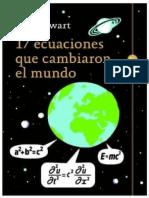 Ecuaciones que Cambiaron el Mundo