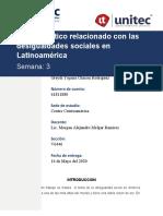 Tarea 3.1. Ensayo Crítico Relacionado Con Las Desigualdades Sociales en Latinoamérica - Copia (2)