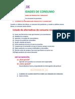 UNIDADES DE CONSUMO2