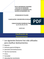 CLASIFICACIÓN DE DESLIZAMIENTOS.ppt