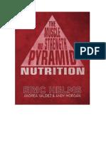 pyramide dieta