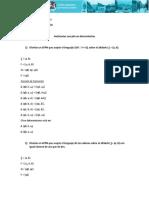 Clase 24 Autómatas de PILA no deterministas