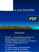 Solutions (3)