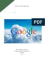 Contexto Y Desarrollo Organizcional - 109 trabajo eje3.docx