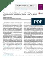 Manual de evaluación del riesgo de violencia. Metodología y ámbitos de aplicación.pdf