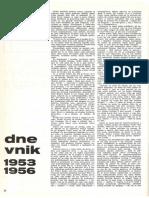 Gombrović - Dnevnik (Polja)