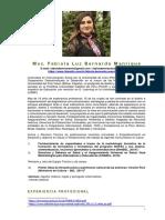 Hoja de Vida Fabiola Bernardo Diciembre 2020