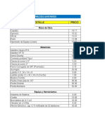 Examen de Costos y Presupuestos II Indicador (Jorge Medina)