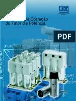 Manual correção fator de potência  pot