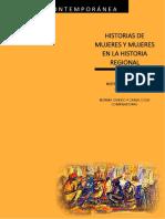 Dossier Historia de Mujeres  Misioneras norma oviedo