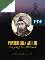 PEMBENTUKAN AKHLAK DALAM PERSPEKTIF IBNU MISKAWAIH - ISBN
