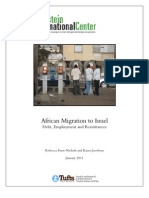 African Migration to Israel