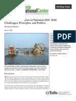 Humanitarian Action in Pakistan 2005-2010
