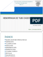 HEMORRAGIA DE TUBO DIGESTIVO ALTO Y BAJO.pptx