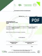 PFI 2016...Formato Protocolo