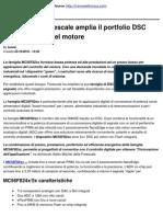 xx Freescale Amplia Il Portfolio DSC Per Il Controllo Del Motore - 2010-10-25