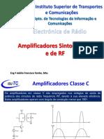 Aula 3 - Amplificadores Sintonizados e de RF.pdf
