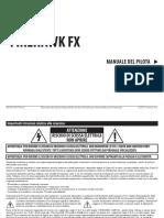 Firehawk FX Pilot's Guide - Italian .pdf