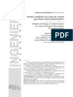 Diseño estadístico de cartas de control para datos autocorrelacionados.pdf