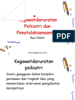 78364244-KEGAWATDARURATAN-PSIKIATRI