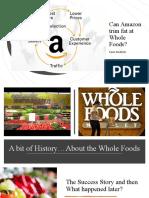 Amazon Case_Group 1