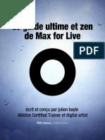 Le Guide Ultime et Zen de Max for Live - PDF Room.pdf