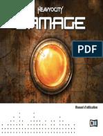 Damage Manual French