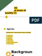 Basic seven tools