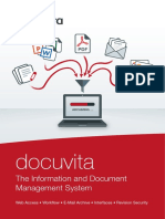 docuvita The Information and Document Management System