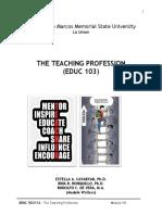 MODULE-9, Educ 103, 112, Final Copy
