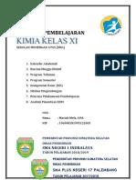 Cover Program Kimia Pakde kls XI