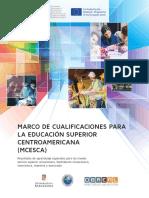 Marco de cualificaciones para la educacion