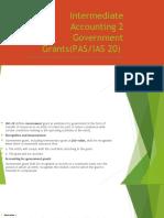 Government-grants